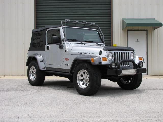 2003 Jeep Wrangler Rubicon TOMB RAIDER ED. Jacksonville , FL 1