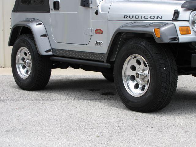 2003 Jeep Wrangler Rubicon TOMB RAIDER ED. Jacksonville , FL 16