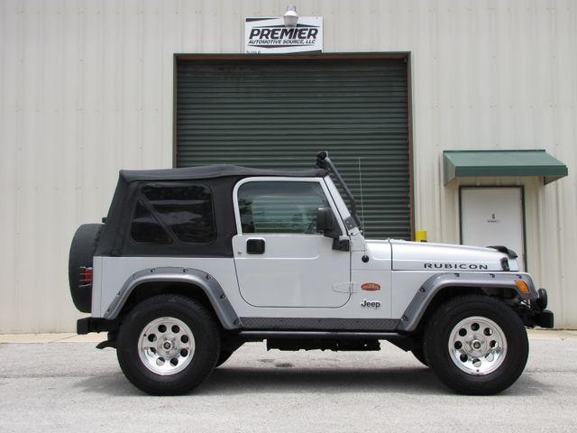 2003 Jeep Wrangler Rubicon TOMB RAIDER ED. Jacksonville , FL 8