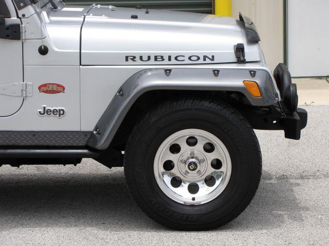 2003 Jeep Wrangler Rubicon TOMB RAIDER ED. Jacksonville , FL 9