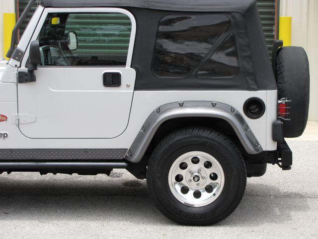 2003 Jeep Wrangler Rubicon TOMB RAIDER ED. Jacksonville , FL 7