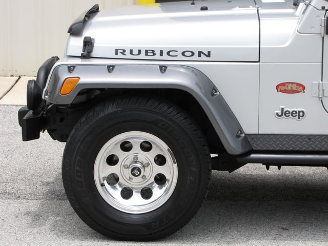 2003 Jeep Wrangler Rubicon TOMB RAIDER ED. Jacksonville , FL 6
