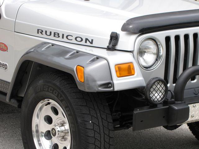 2003 Jeep Wrangler Rubicon TOMB RAIDER ED. Jacksonville , FL 14