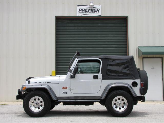 2003 Jeep Wrangler Rubicon TOMB RAIDER ED. Jacksonville , FL 5