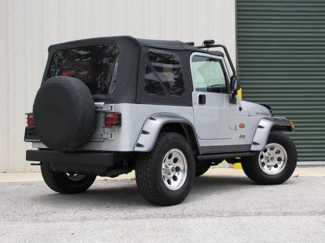 2003 Jeep Wrangler Rubicon TOMB RAIDER ED. Jacksonville , FL 43