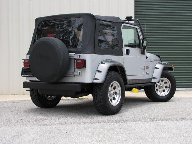 2003 Jeep Wrangler Rubicon TOMB RAIDER ED. Jacksonville , FL 3