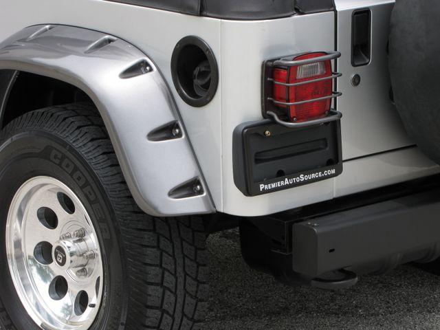 2003 Jeep Wrangler Rubicon TOMB RAIDER ED. Jacksonville , FL 18