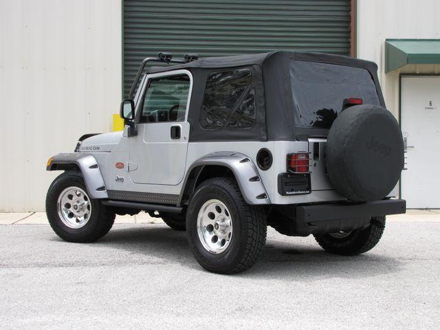 2003 Jeep Wrangler Rubicon TOMB RAIDER ED. Jacksonville , FL 42