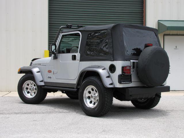 2003 Jeep Wrangler Rubicon TOMB RAIDER ED. Jacksonville , FL 2