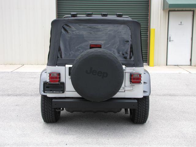 2003 Jeep Wrangler Rubicon TOMB RAIDER ED. Jacksonville , FL 17