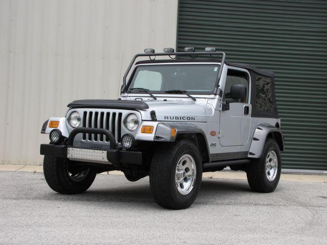 2003 Jeep Wrangler Rubicon TOMB RAIDER ED. Jacksonville , FL 40