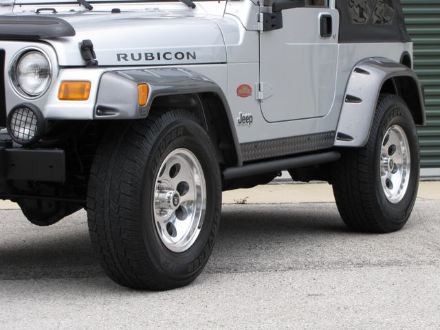 2003 Jeep Wrangler Rubicon TOMB RAIDER ED. Jacksonville , FL 15