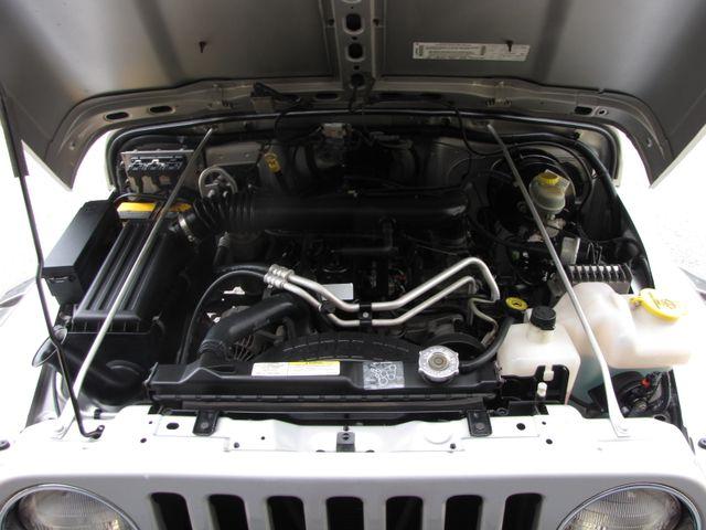 2003 Jeep Wrangler Rubicon TOMB RAIDER ED. Jacksonville , FL 23