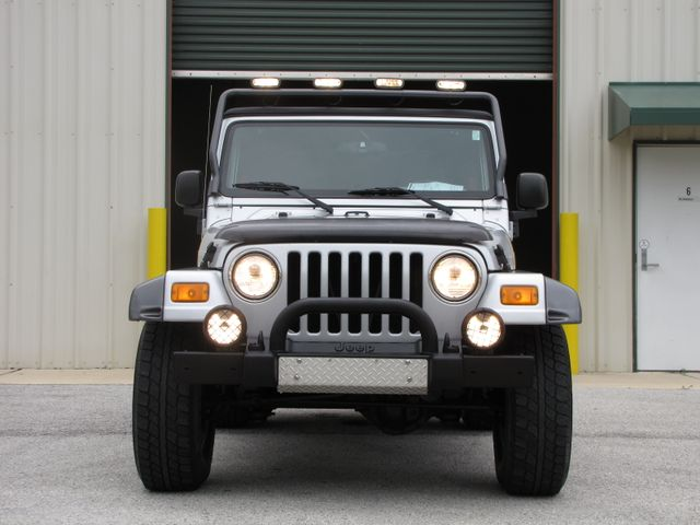 2003 Jeep Wrangler Rubicon TOMB RAIDER ED. Jacksonville , FL 12