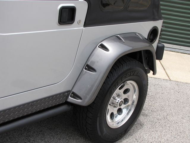 2003 Jeep Wrangler Rubicon TOMB RAIDER ED. Jacksonville , FL 20