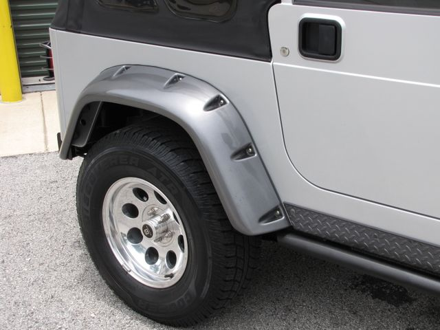 2003 Jeep Wrangler Rubicon TOMB RAIDER ED. Jacksonville , FL 21