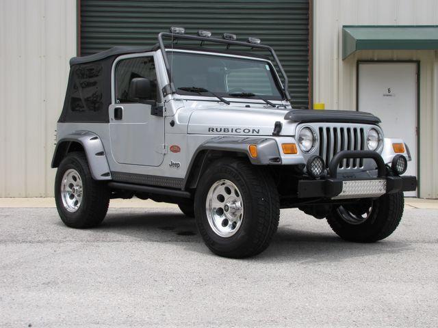 2003 Jeep Wrangler Rubicon TOMB RAIDER ED. Jacksonville , FL 41