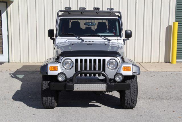 2003 Jeep Wrangler Rubicon Tomb Raider Jacksonville , FL 13