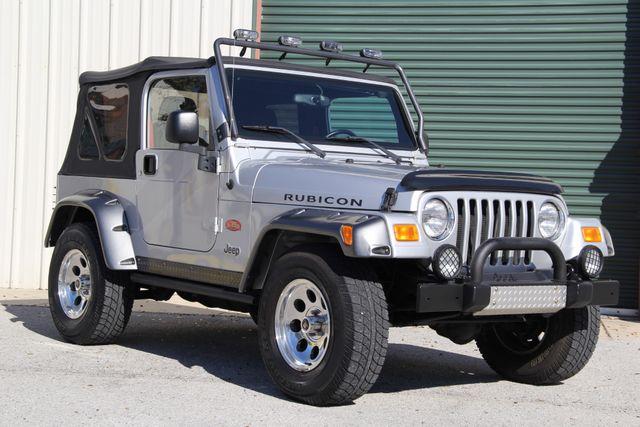 2003 Jeep Wrangler Rubicon Tomb Raider Jacksonville , FL 46