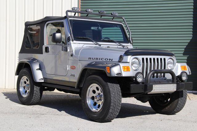 2003 Jeep Wrangler Rubicon Tomb Raider Jacksonville , FL 1