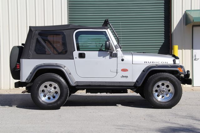 2003 Jeep Wrangler Rubicon Tomb Raider Jacksonville , FL 10