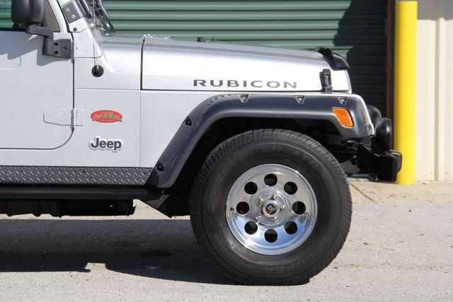 2003 Jeep Wrangler Rubicon Tomb Raider Jacksonville , FL 11