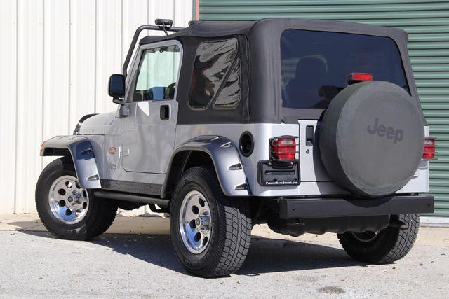 2003 Jeep Wrangler Rubicon Tomb Raider Jacksonville , FL 2