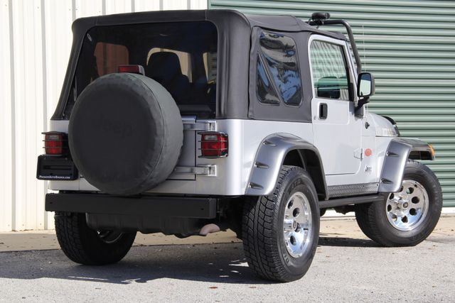 2003 Jeep Wrangler Rubicon Tomb Raider Jacksonville , FL 3