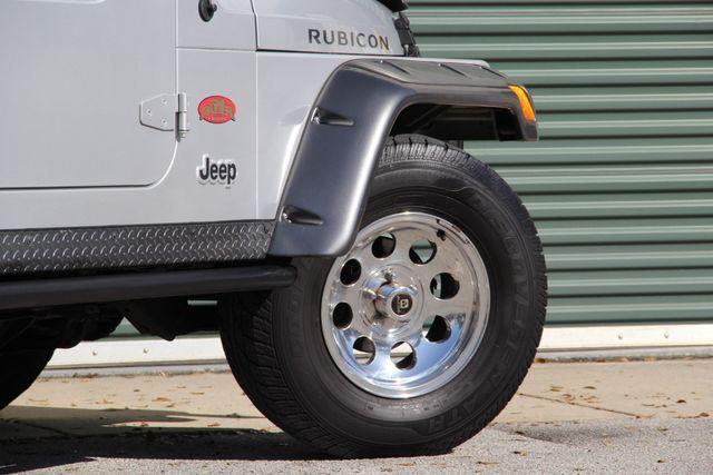 2003 Jeep Wrangler Rubicon Tomb Raider Jacksonville , FL 4