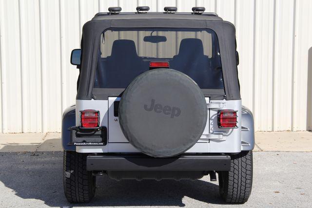 2003 Jeep Wrangler Rubicon Tomb Raider Jacksonville , FL 22