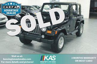 2003 Jeep Wrangler Sahara 4X4 Kensington, Maryland