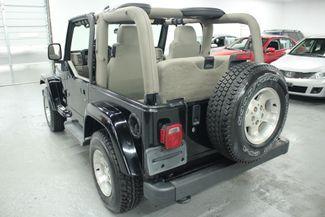 2003 Jeep Wrangler Sahara 4X4 Kensington, Maryland 10
