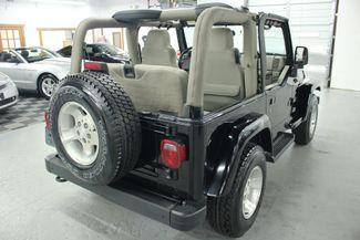 2003 Jeep Wrangler Sahara 4X4 Kensington, Maryland 11
