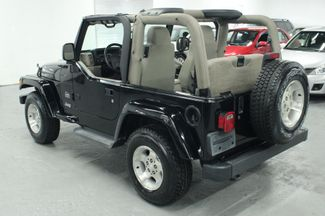 2003 Jeep Wrangler Sahara 4X4 Kensington, Maryland 2
