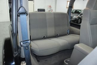 2003 Jeep Wrangler Sahara 4X4 Kensington, Maryland 28