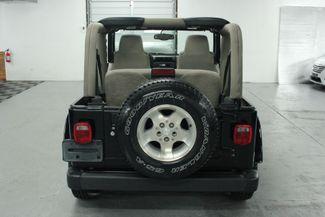 2003 Jeep Wrangler Sahara 4X4 Kensington, Maryland 3