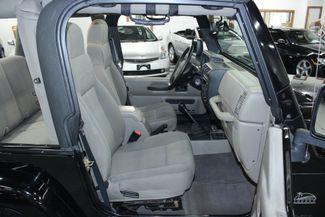 2003 Jeep Wrangler Sahara 4X4 Kensington, Maryland 39