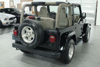 2003 Jeep Wrangler Sahara 4X4 Kensington, Maryland 4