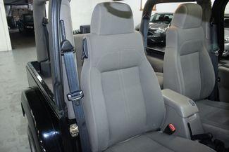 2003 Jeep Wrangler Sahara 4X4 Kensington, Maryland 40