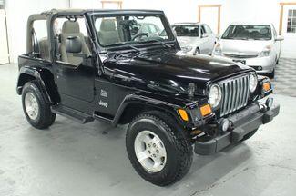 2003 Jeep Wrangler Sahara 4X4 Kensington, Maryland 6