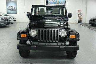 2003 Jeep Wrangler Sahara 4X4 Kensington, Maryland 7