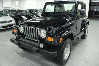 2003 Jeep Wrangler Sahara 4X4 Kensington, Maryland 8