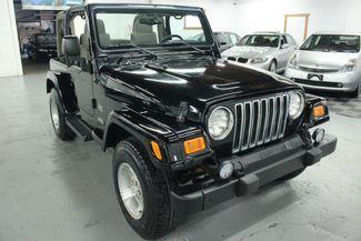2003 Jeep Wrangler Sahara 4X4 Kensington, Maryland 9