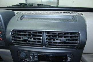 2003 Jeep Wrangler Sahara 4X4 Kensington, Maryland 53