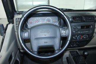 2003 Jeep Wrangler Sahara 4X4 Kensington, Maryland 58