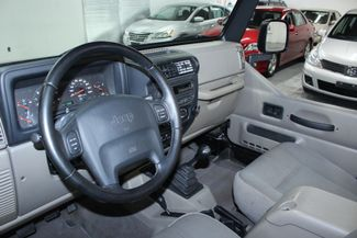 2003 Jeep Wrangler Sahara 4X4 Kensington, Maryland 65