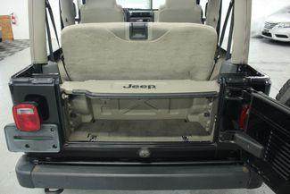 2003 Jeep Wrangler Sahara 4X4 Kensington, Maryland 71
