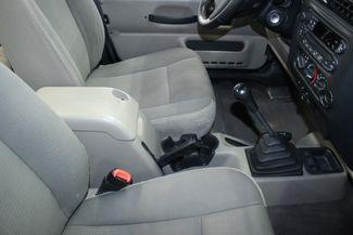 2003 Jeep Wrangler Sahara 4X4 Kensington, Maryland 46