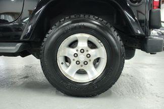 2003 Jeep Wrangler Sahara 4X4 Kensington, Maryland 75