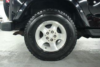 2003 Jeep Wrangler Sahara 4X4 Kensington, Maryland 77
